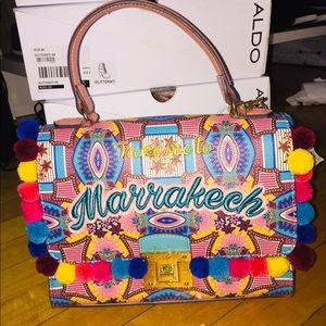 Aldo Marrakech colorful purse - Brand New!!